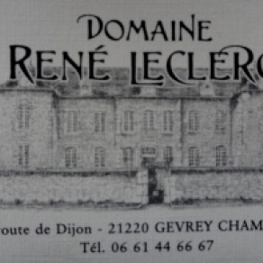 Domaine René LECLERC Gevrey-Chambertin