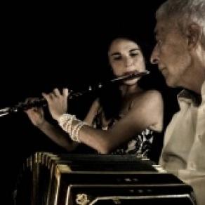 """Nathalie GROUET et Juan Jose MOSSALINI """"Une Nuit à Buenos Aires"""" Concert du samedi 29 septembre 2018 20h Château BROCHON"""